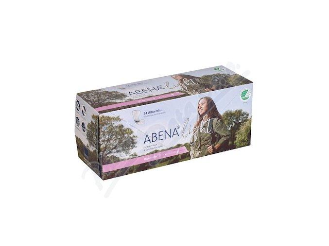 Inkontinenční vložka Abena Light Ultra Mini 0. 24 ks