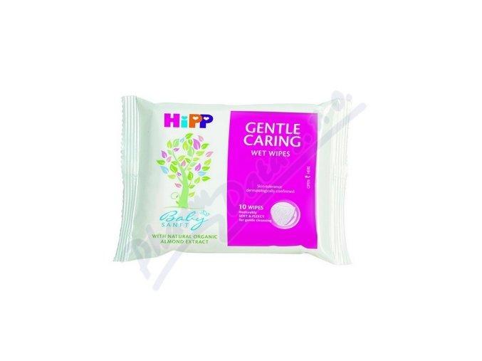HiPP BABYSANFT Dětské vlhč.ubrousky 10ks EO9686-C