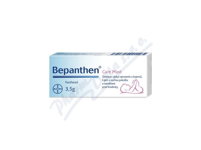 Bepanthen Care mast 3.5g
