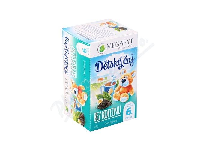 Megafyt Dětský černý čaj bez kofeinu 20x1.75g
