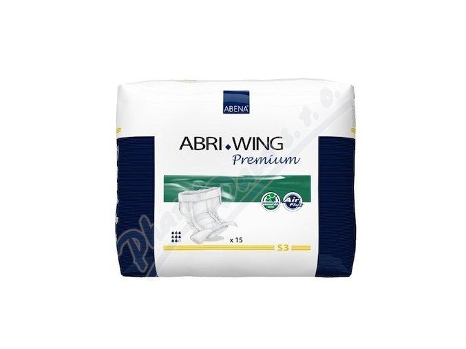 Abri Wing Premium S3 15ks