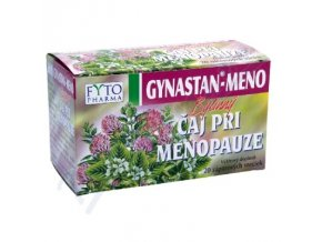 Gynastan Meno bylinný čaj 20x1,5g -FYT