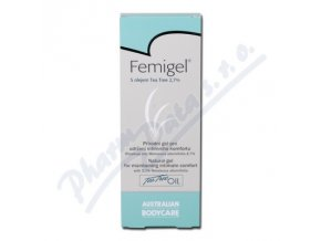 Femigel Australian Body Care 4x5ml
