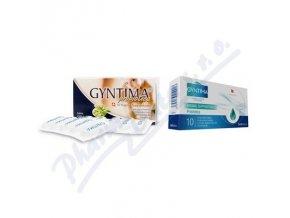 Fytofontana Gyntima Probiotica vaginální čípky 10ks