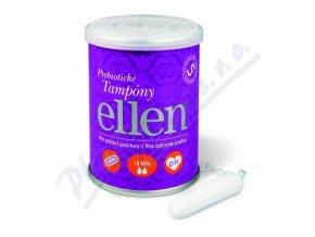 Probiotické tampóny Ellen - Mini 14ks
