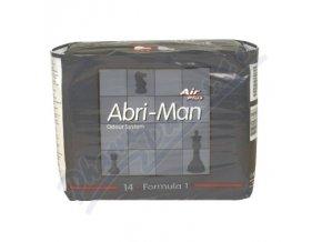 Inkontinenční vložka Abri Man Formula 1 pro muže. 14ks