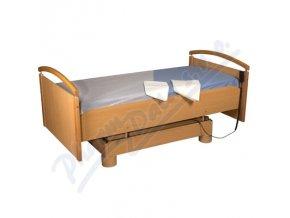 Jednorázová ložní souprava - polštář 65x65 cm, přikrývka 240x150 cm, prostěradlo 200x90x20 m