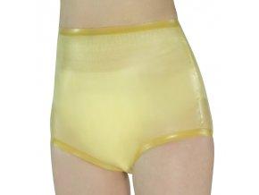 Latexové kalhoty slip forma