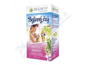 Megafyt Byl.čaj pro koj.maminky s jestřab.20x1.5g