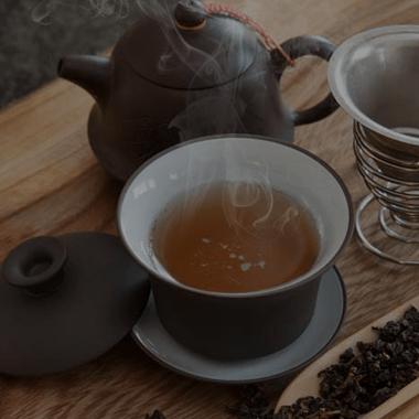 Bylinky, čaje a káva