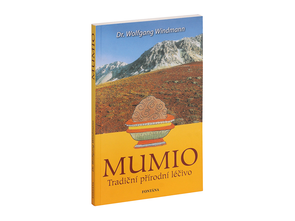 CH10038 Mumio kniha