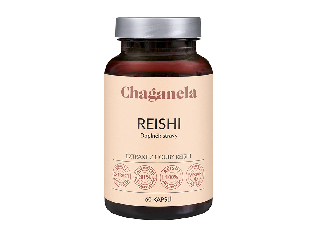 CH10010 extrakt z reishi 60 kapsli