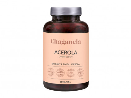 CH10068 acerola prirodni vitamin c 150 kapsli