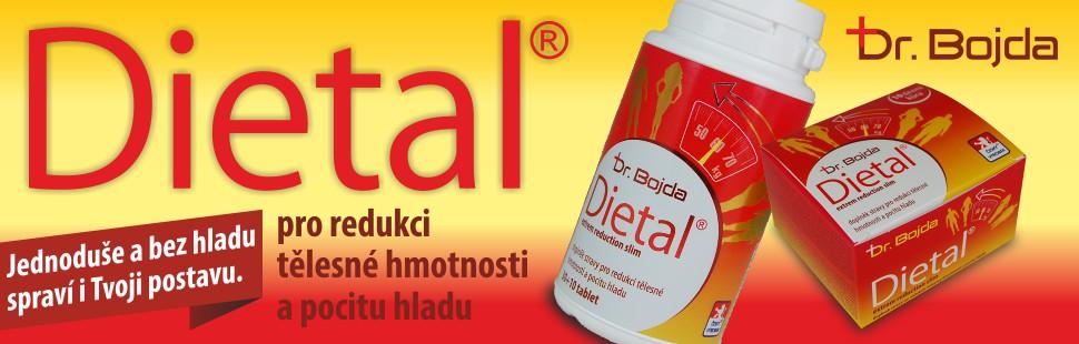 Dietal | zdravé hubnutí bez hladu | Dr. Bojda | medicinka.cz | nekompromisní přístup ke kvalitě