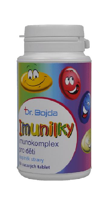 Imunilky pro děti | Dr. Bojda | Prevence chřipka|betaglukany|kolostrum|medicinka.cz