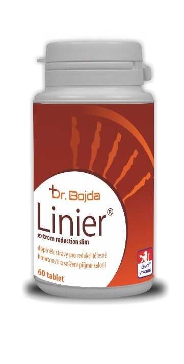 Linier strong | Dr. Bojda | spalovač tuků | noční hubnutí | medicinka.cz