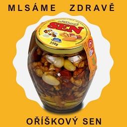 Kvalitní český med | Dr. Bojda | Jankar | med s oříšky | medicinka.cz