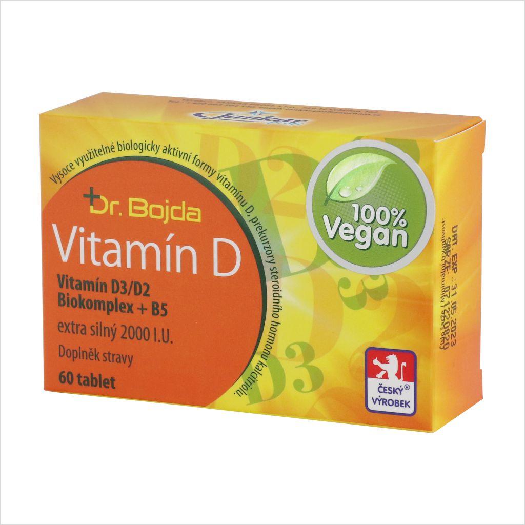 Vitamín D Vegan