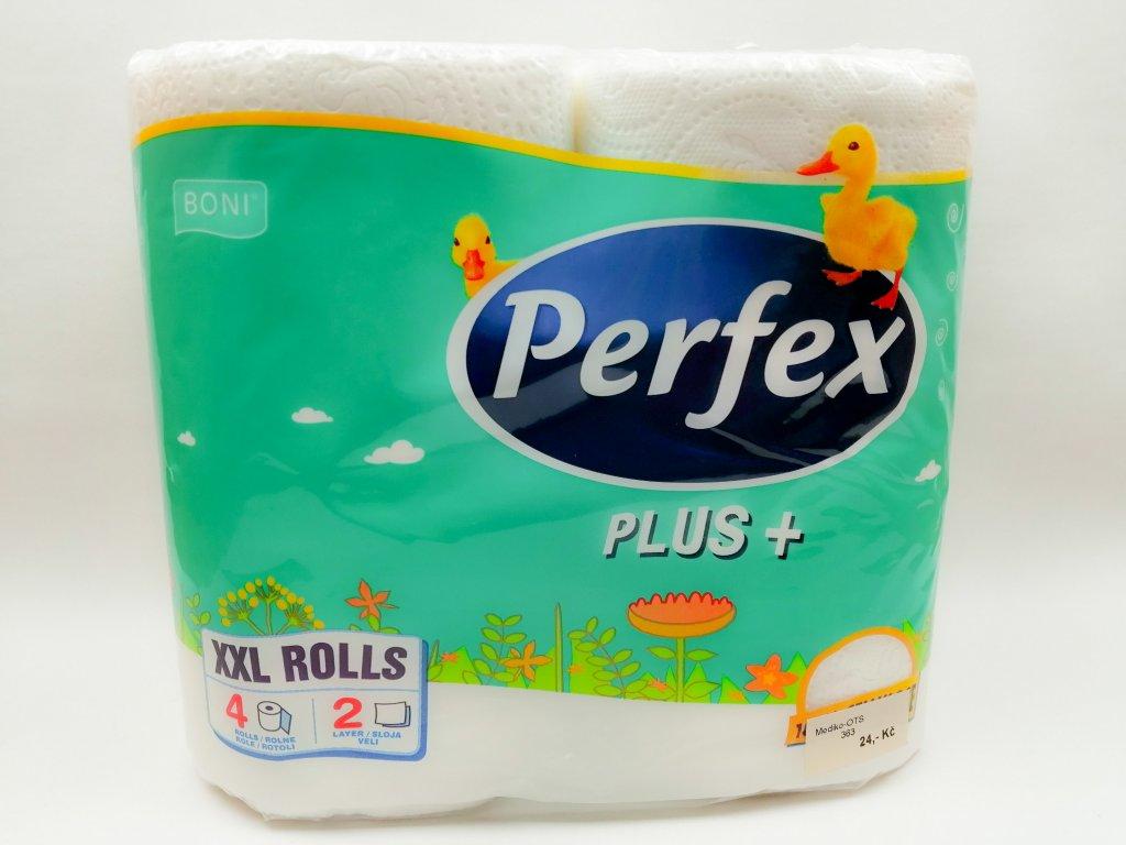 Perfex toaletní papír 2 V 4ks