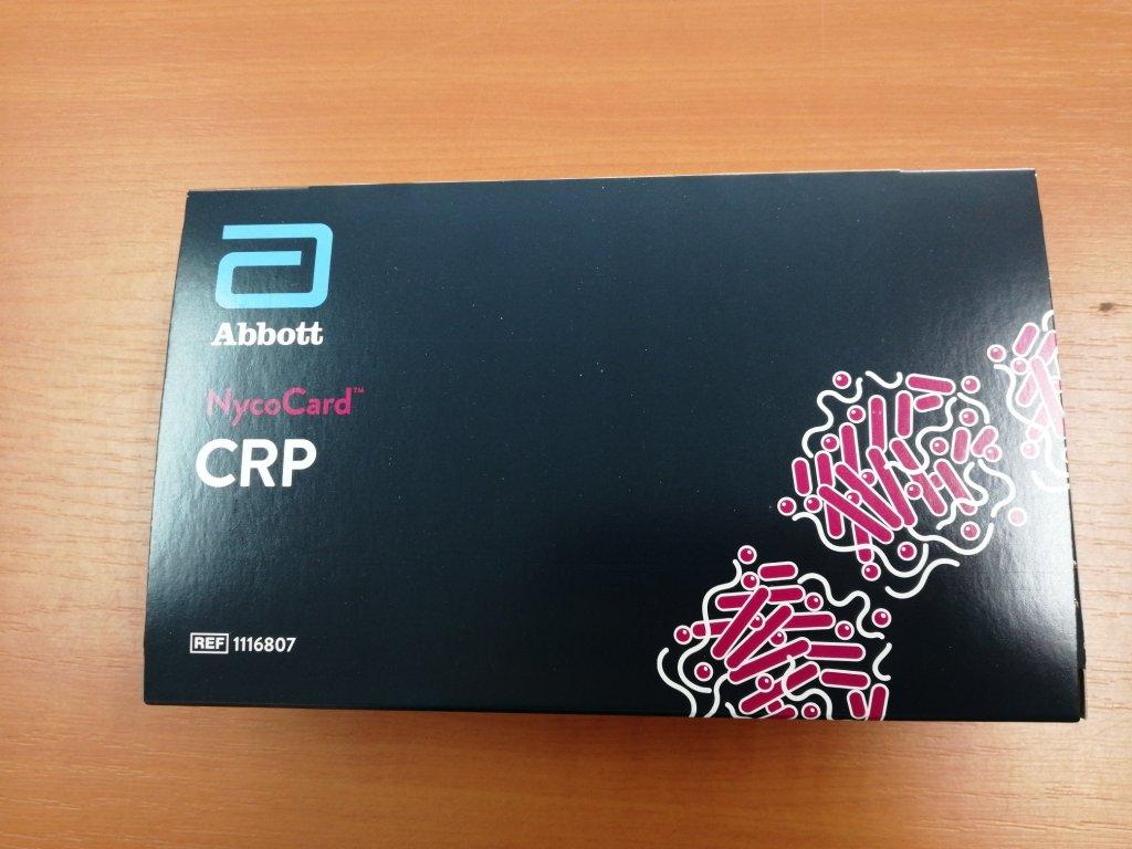 Nycocard CRP Test /48 ks/