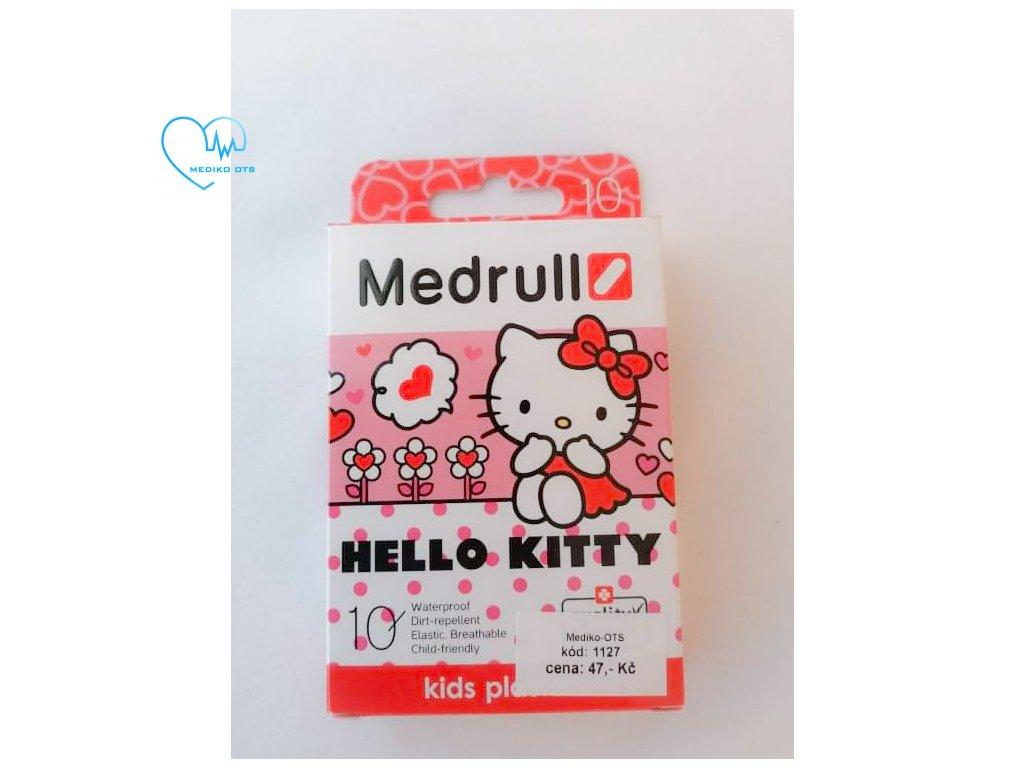 Náplast dětská Hello Kitty