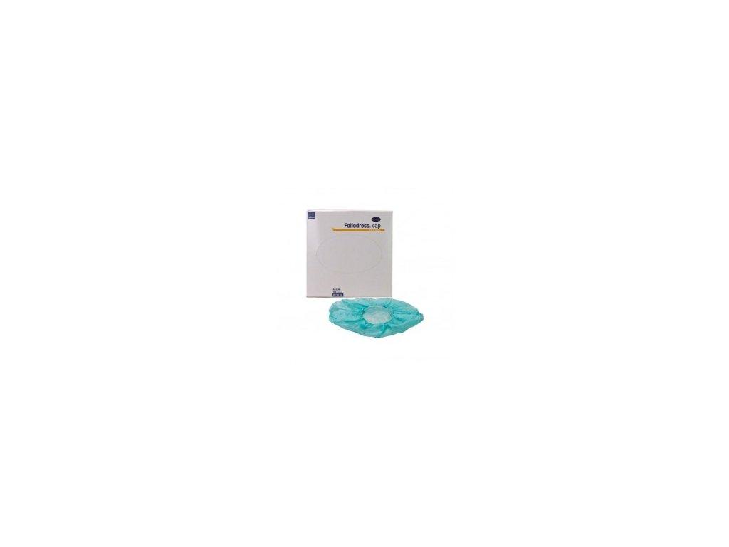Operační čepice Bouffant Flex bílá /100 ks/