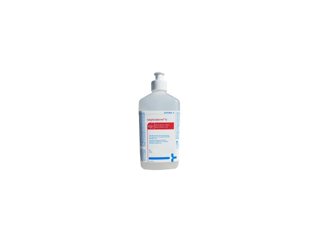 Septoderm V 500 ml PUSH PULL