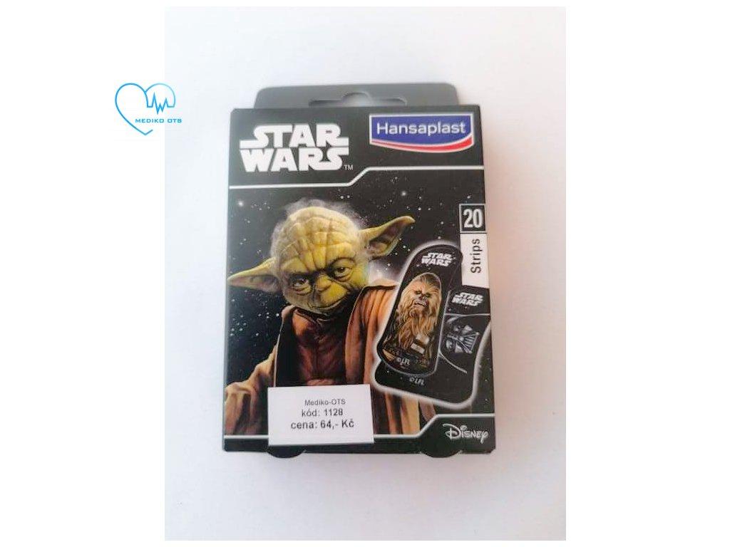 Náplast Star Wars 20 ks