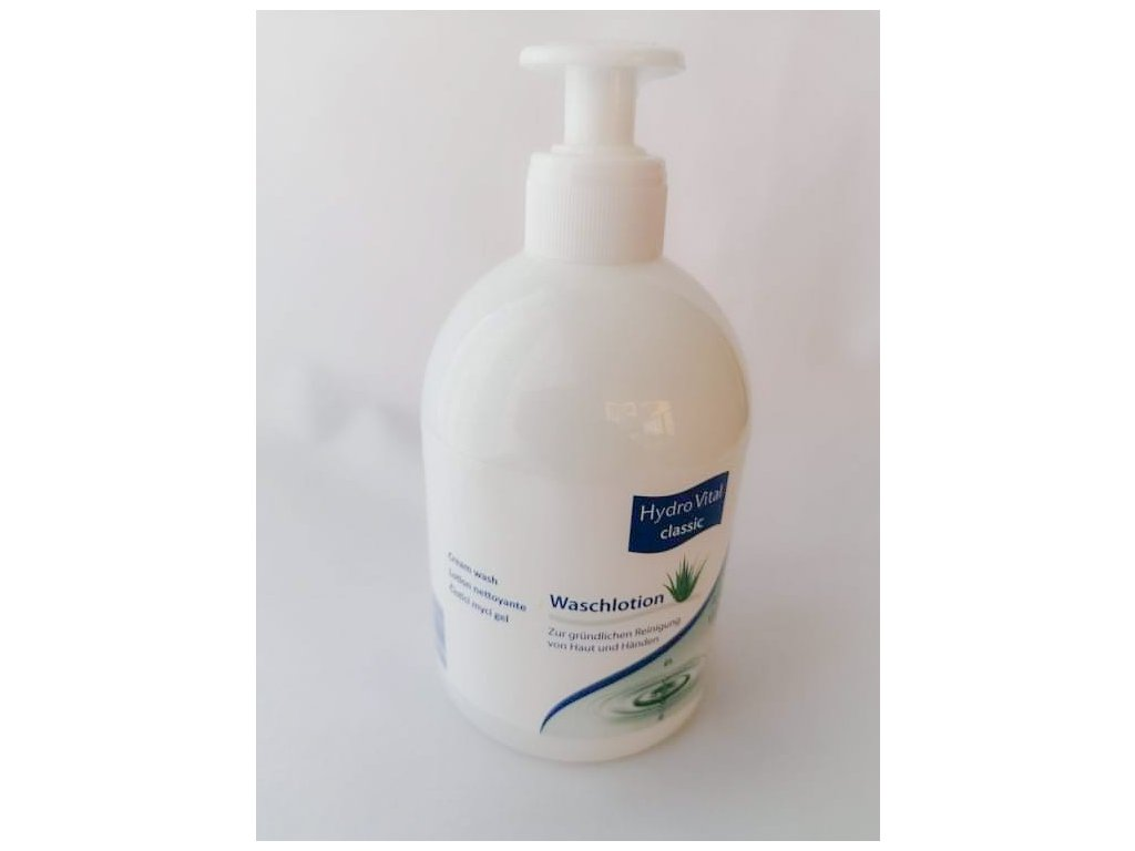 HydroVital Classic mycí emulze