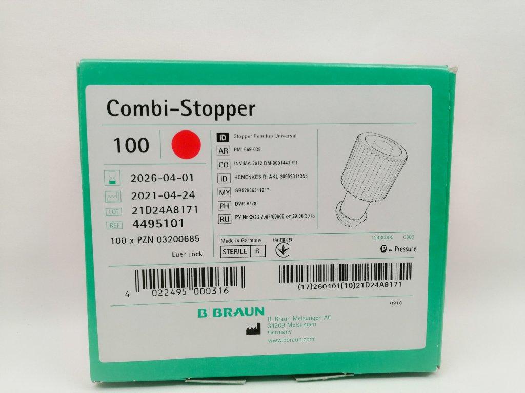 Kombi zátka Combi Stopper červený REF 4495101