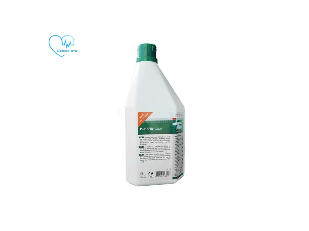 Isorapid Spray 1 l