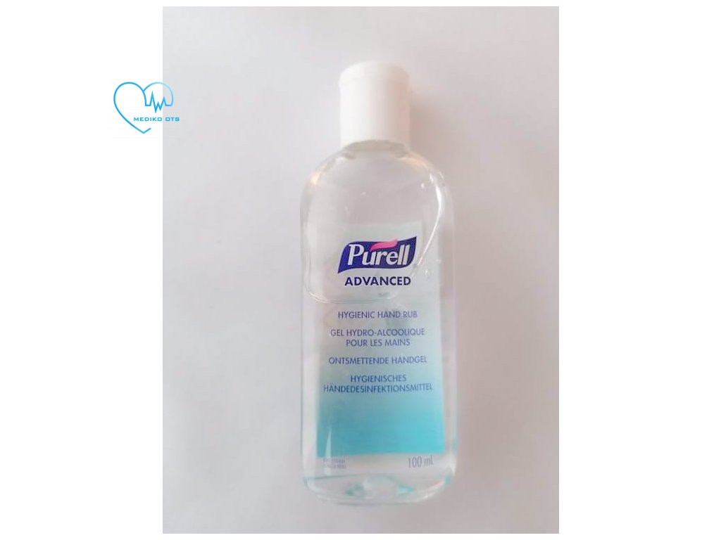 PURELL antibakteriální gel na ruce 100 ml