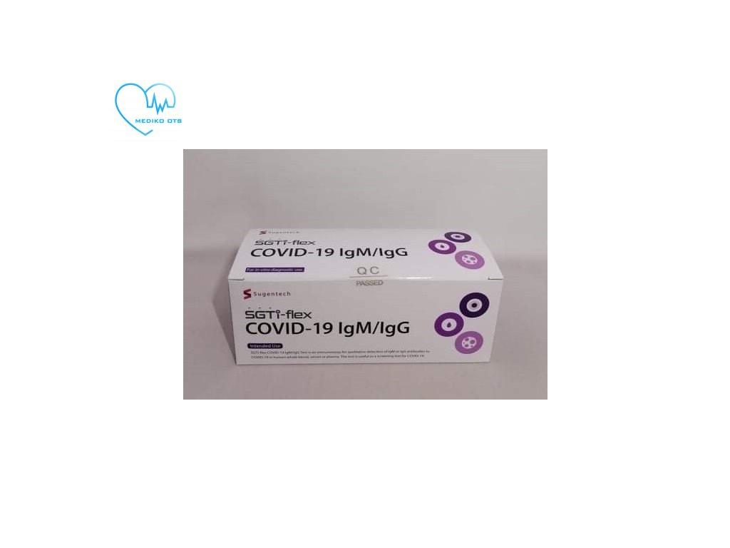 Covid test /5 ks/