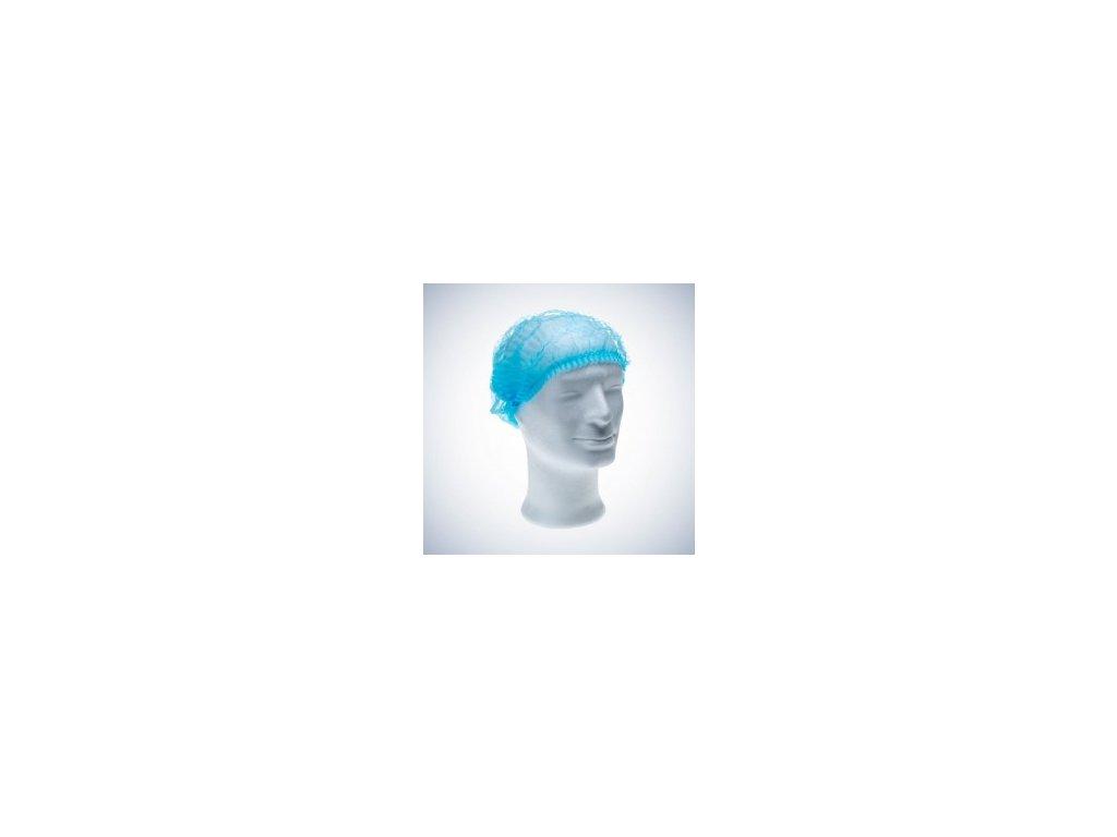 Čepice modrá /100 ks/