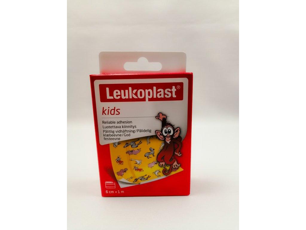 Leukoplast KIDS 6 cmx 1 m