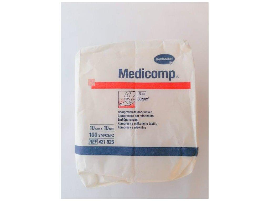 Kompres NT Medicomp 10x10 cm 100 ks