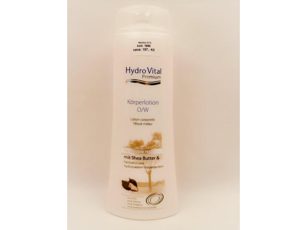 HydroVital Premium tělové mléko 500 ml