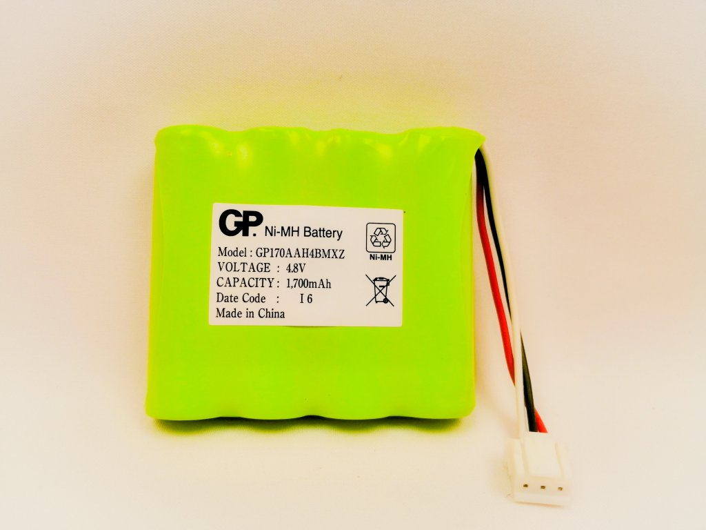 Dobíjecí baterie pro tonometr Nissei DM 3000