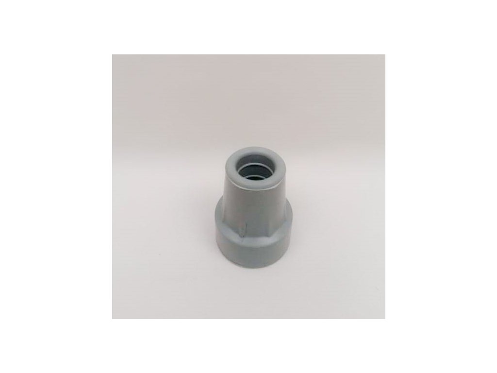 Násadec na berle gumový 17 mm