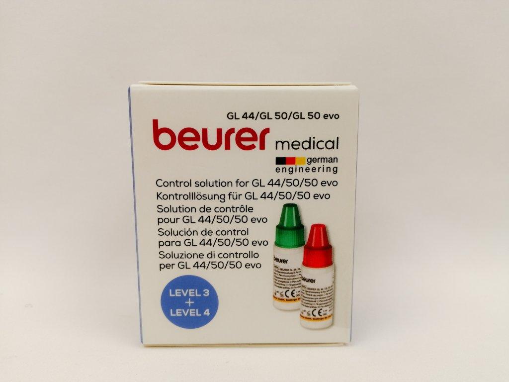 Kalibrační roztok Beurer GL 44 50