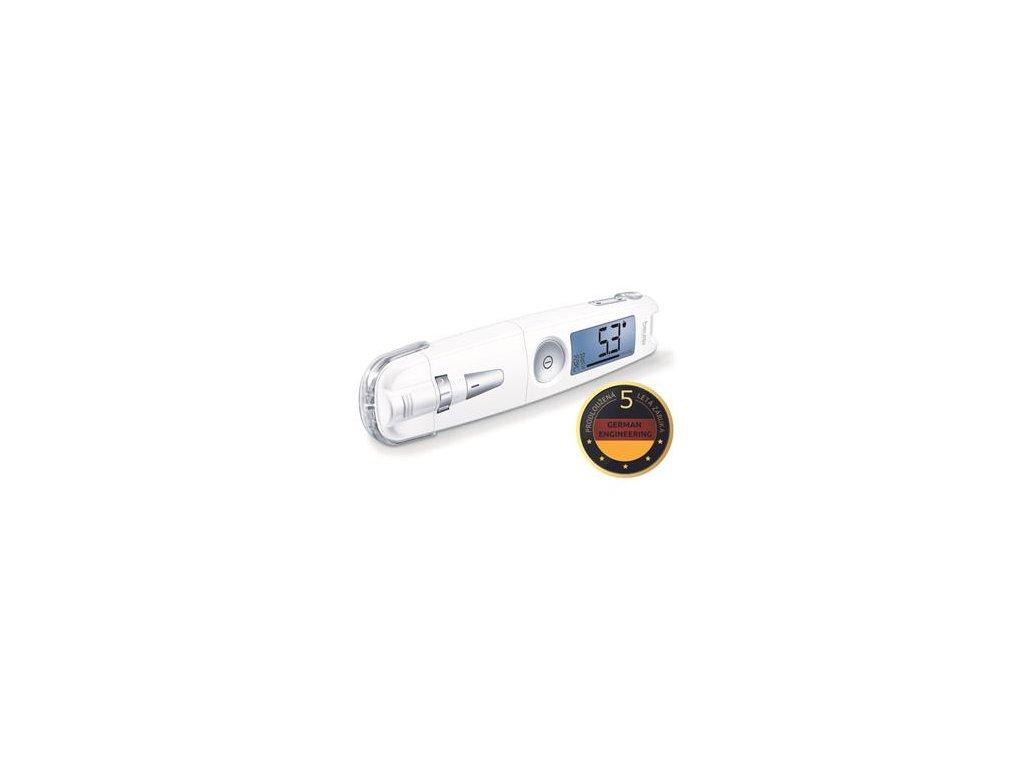 Glukometr Beurer GL 50 bílý