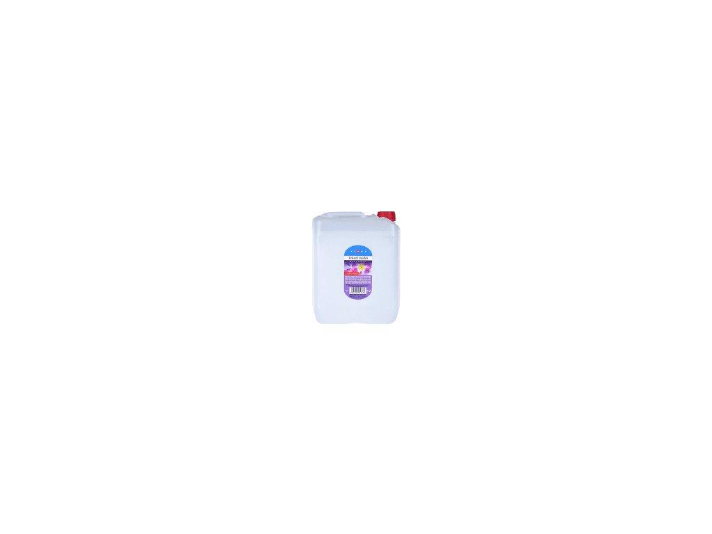 VIONE tekuté mýdlo bílé balzám s perletí 5 l