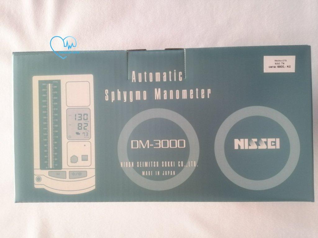 Tonometr Nissei DM-3000