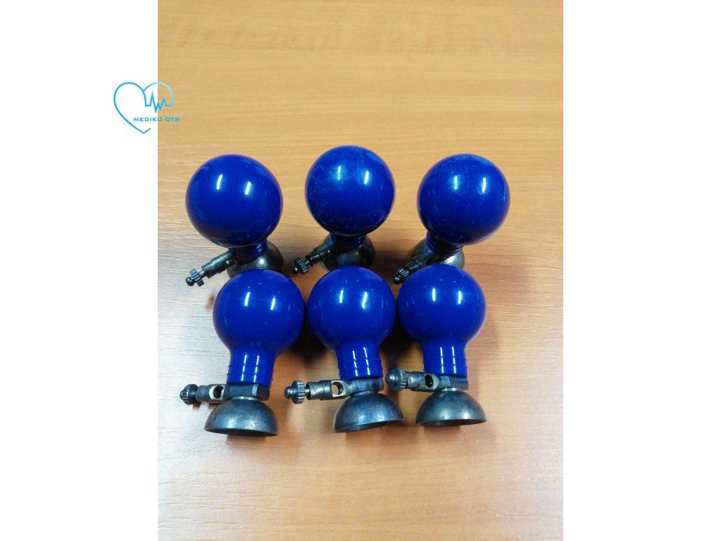 Balónková hrudní elektroda Ag/AgCl 24 mm