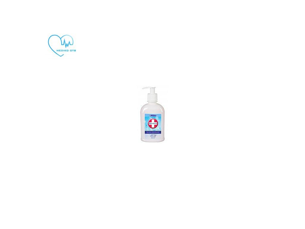 BAnnderm 300 ml tekuté mýdlo s antibakteriální přísadou