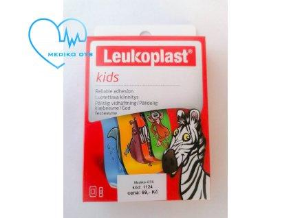 Náplast Leukoplast Kids