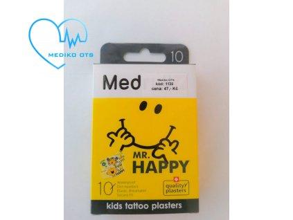 Náplast KIDS tetovací