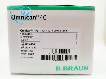 Omnican 40