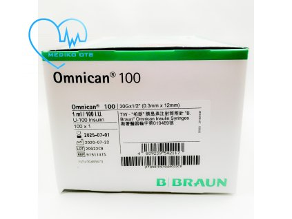 Omnican 100