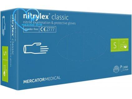 nitrylexr classic white a200